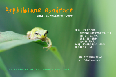Amphibians Syndrome