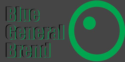 Blue General Brend